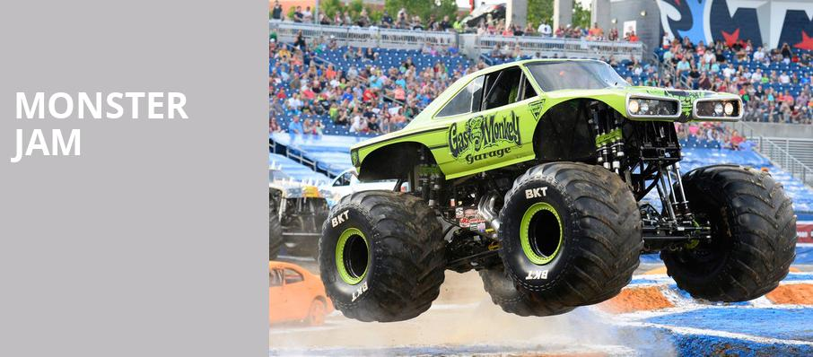 Monster Jam, Greensboro Coliseum, Durham