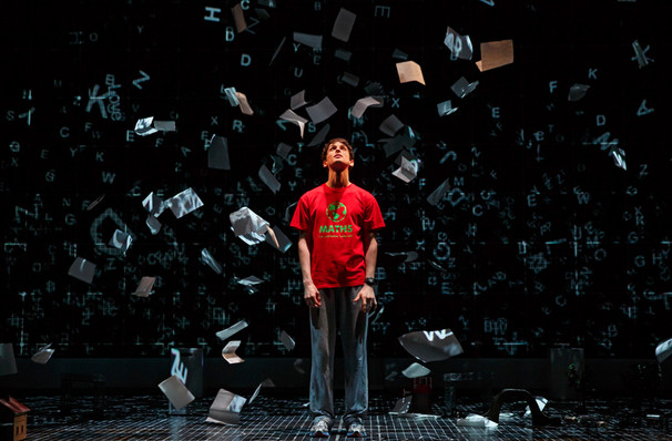 The Curious Incident of the Dog in the Night Time, Durham Performing Arts Center, Durham
